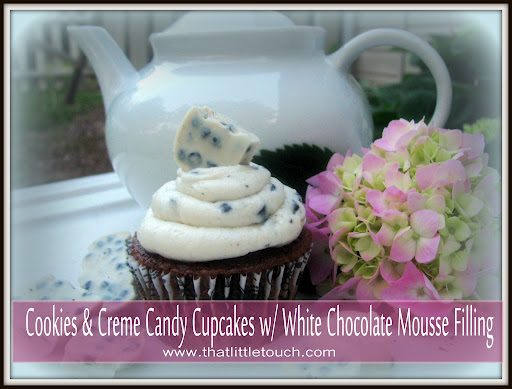 ... cake, use your favorite chocolate cake recipe (homemade or from a box